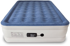 SoundAsleep Air Mattress with ComfortCoil Technology