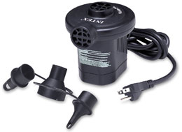Wet Products Quick Fill AC Electric Pump