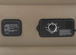 Internal Air Mattress Pump