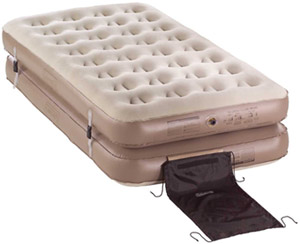 coleman double air mattress Coleman Quickbed 4 in 1 Quickbed Review – A True Multifunctional coleman double air mattress