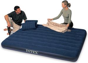 intex king air mattress Intex Classic Downy Queen Review – Best Budget Air Mattress intex king air mattress
