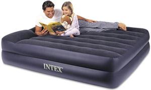 intex air mattress reviews Intex Pillow Rest Air Mattress Review – Good Value for Money? intex air mattress reviews